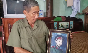 'Liệt sĩ' tìm lại người thân sau 39 năm nhờ Facebook