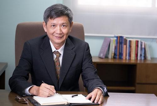Ông Trần Đan Thư. Ảnh: Đại học Hoa Sen.