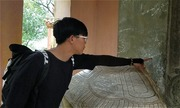 Di tích, bảo vật quốc gia ở Huế bị bôi bẩn