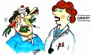 Ăn uống không đúng cách nên gặp bác sĩ tâm thần