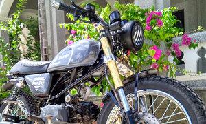 Xe máy độ ở Việt Nam