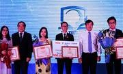 Bốn công trình thắng giải 'tri thức trẻ vì giáo dục' 100 triệu đồng
