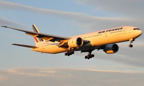 Một máy bay Boeing 777 của Air France. Ảnh: Sputnik.