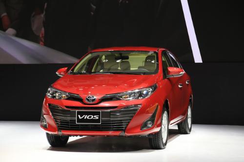 Toyota Việt Nam tặng quà cho khách hàng mua xe Vios