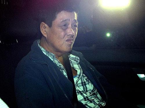 Nghi phạm My Ut Trinh bị cảnh sát bắt hôm 11/11. Ảnh: News