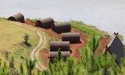 19 căn nhà gỗ xâm phạm di tích thắng cảnh quốc gia hồ Tuyền Lâm
