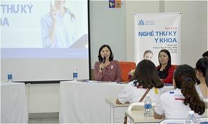 Cơ hội phát triển nghề nghiệp khi theo học Thư ký Y khoa