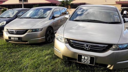 'Nhân bản' ôtô – cách tội phạm hợp thức hóa xe ăn trộm