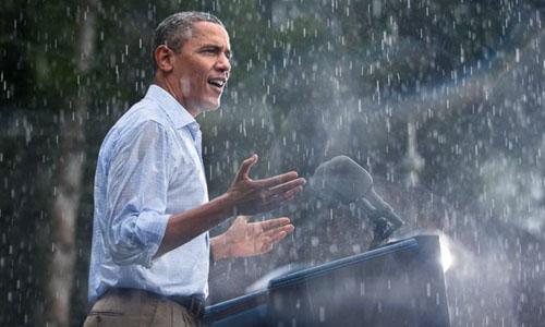 Tổng thống Mỹ Barack Obama. Ảnh: Twitter.