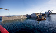 Sai lầm có thể khiến chiến hạm chủ lực Na Uy trả giá đắt trước tàu dầu