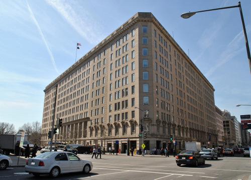Trụ sở Bộ Cựu chiến binh Mỹ ở thủ đô Washington. Ảnh: DVA.