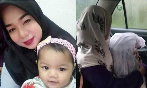 Noraihan Ab Aziz, mẹ của
