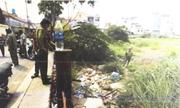 Bé sơ sinh bị heo rừng tha ở ven Sài Gòn