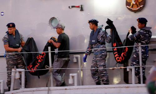 Indonesia công bố báo cáo vụ rơi máy bay Lion Air vào cuối tháng 11