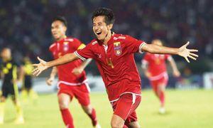 Myanmar 4-1 Campuchia