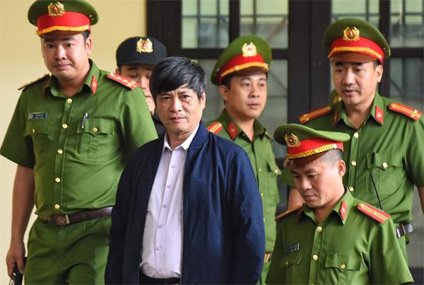 Ông Nguyễn Thanh Hoá. Ảnh: Giang Huy