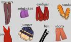 Từ vựng tiếng Anh về những trang phục, phụ kiện quen thuộc