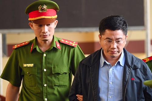Bị cáo Nguyễn Văn Dương. Ảnh: Phạm Dự