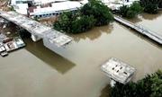 Cây cầu hơn 300 tỷ ở Sài Gòn xây gần xong rồi bỏ dở suốt 5 năm