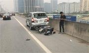 Nhiều xe máy chạy vào đường ôtô vì thấy mình bị thiệt thòi?