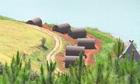 Hàng loạt nhà gỗ 'mọc' sát mép thắng cảnh quốc gia hồ Tuyền Lâm