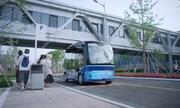 Trung Quốc vận hành thử xe buýt không người lái