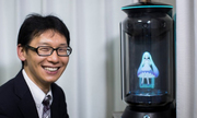 Hạnh phúc trong mắt người đàn ông Nhật kết hôn với búp bê ảo