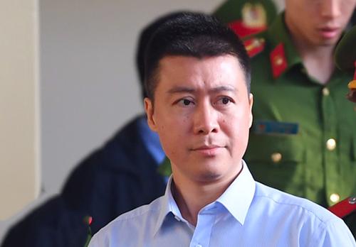 Bị cáo Phan Sào Nam. Ảnh: Phạm Dự