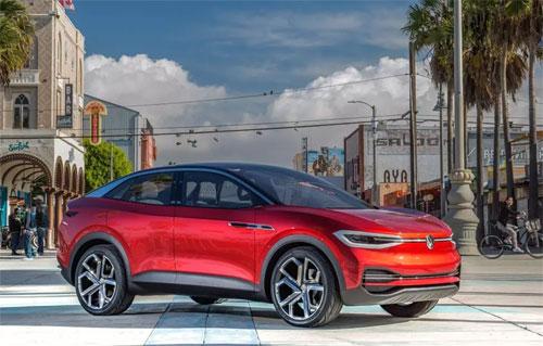Mẫu ôtô điện đầu tiên của Volkswagen dự kiến ra mắt đầu năm 2020.
