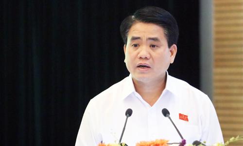 Chủ tịch Hà Nội: 'Công khai kết luận thanh tra đất rừng Sóc Sơn trước Tết'