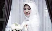 Hôn thê nạn nhân máy bay Lion Air tổ chức đám cưới một mình