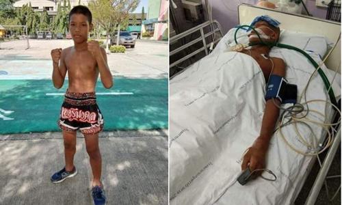Anucha Kochana chết vì xuất huyết não. Ảnh: Facebook.