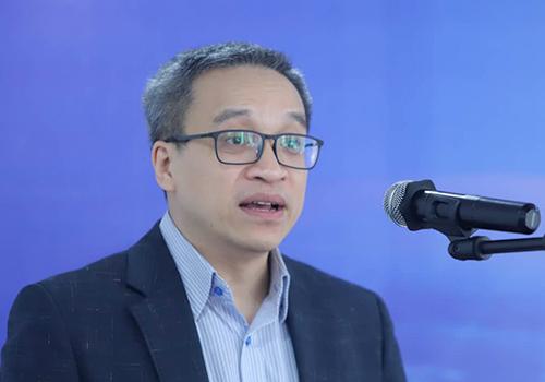 Thứ trưởng Phan Tâm phát biểu tại hội thảo. Ảnh: Nguyễn Đông.