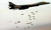 Mỹ bị cáo buộc thả bom chùm xuống miền đông Syria