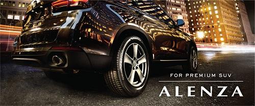 Lốp xe Bridgestone Alenza.