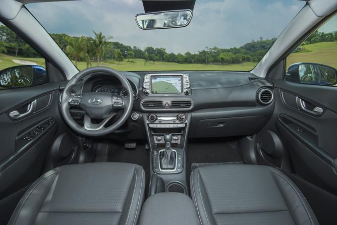 Hyundai Kona - crossover kiểu Âu cho gia đình trẻ Việt - 1