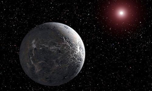 Barnards star b ở rất gần Trái Đất. Ảnh: Astronomynow.