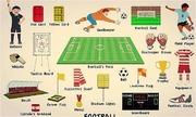 Từ vựng tiếng Anh liên quan đến bóng đá