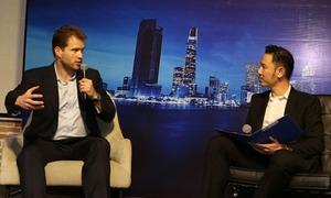 Sáu tỷ phú đô la Mỹ đến Việt Nam bày cách khởi nghiệp sáng tạo