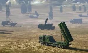 Trung Quốc khoe uy lực tên lửa trong kịch bản chiến tranh tương lai