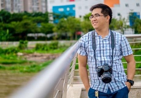 Chàng kỹ sư kiểm định 28 tuổi mê chụp ảnh, yêu lịch sử tìm bạn gái hiền hậu