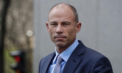 Luật sư Michael Avenatti tại New York hồi tháng 4. Ảnh: Reuters.