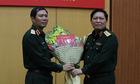 Tư lệnh Quân khu 4 làm Phó tổng tham mưu trưởng quân đội