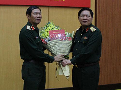 Tư Lệnh Quan Khu 4 Lam Pho Tổng Tham Mưu Trưởng Quan đội Vnexpress