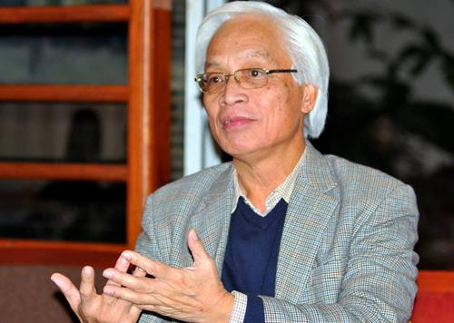 Ông Chu Hảo. Ảnh: Nhật Minh.