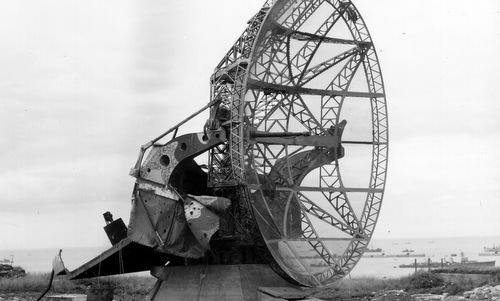 Một đài radar cảnh giới trong Thế chiến II. Ảnh: Wikipedia.