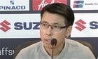 HLV tuyển Malaysia chỉ cần một trận hoà ở Mỹ Đình