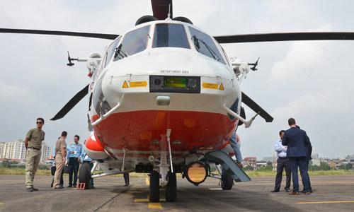 Trực thăngMi-171A2