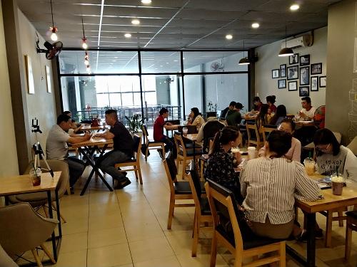 Xét học bổng tới 100% tại Coffee Talk du học Malaysia