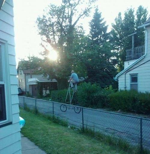 Xe đạp cao cấp.